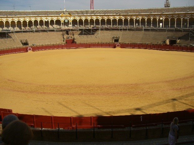 Photo 14. The Maestranza Bullring