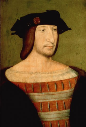 Francis I. Charles' victory in the election against him meant that Charles became Holy Roman Emperor.