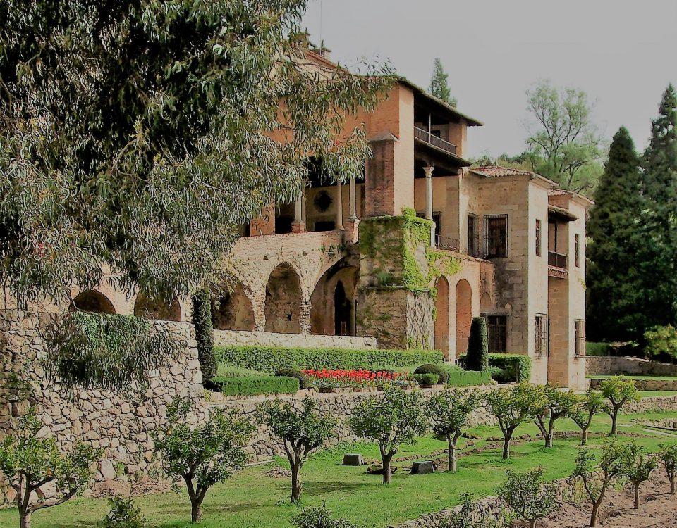 Empeor Charles V's villa at Yuste