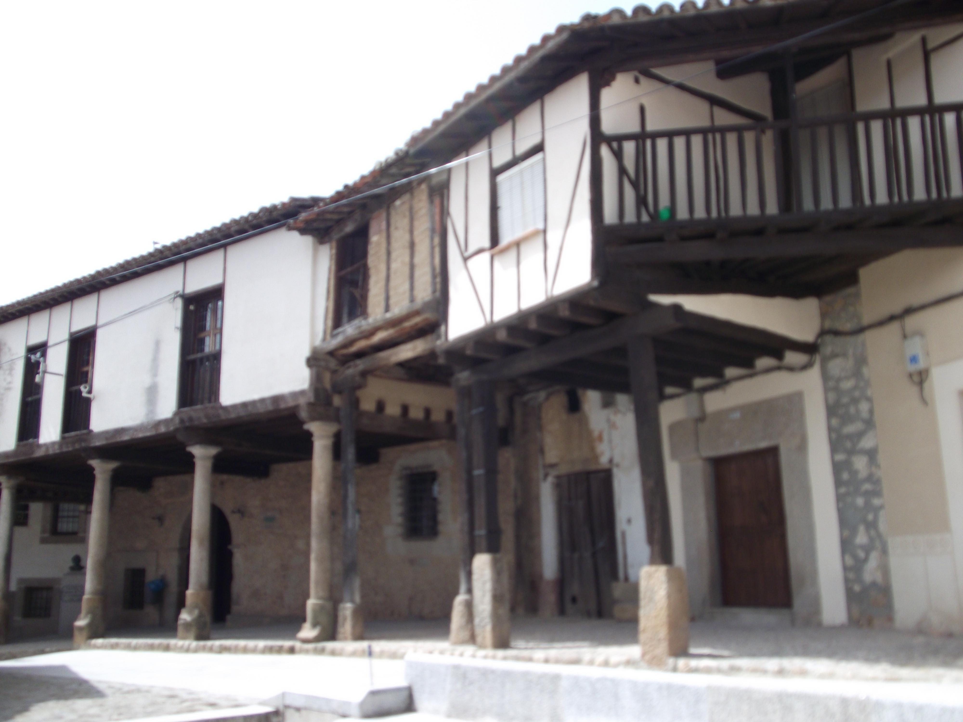 Street in Cuacos de Yuste