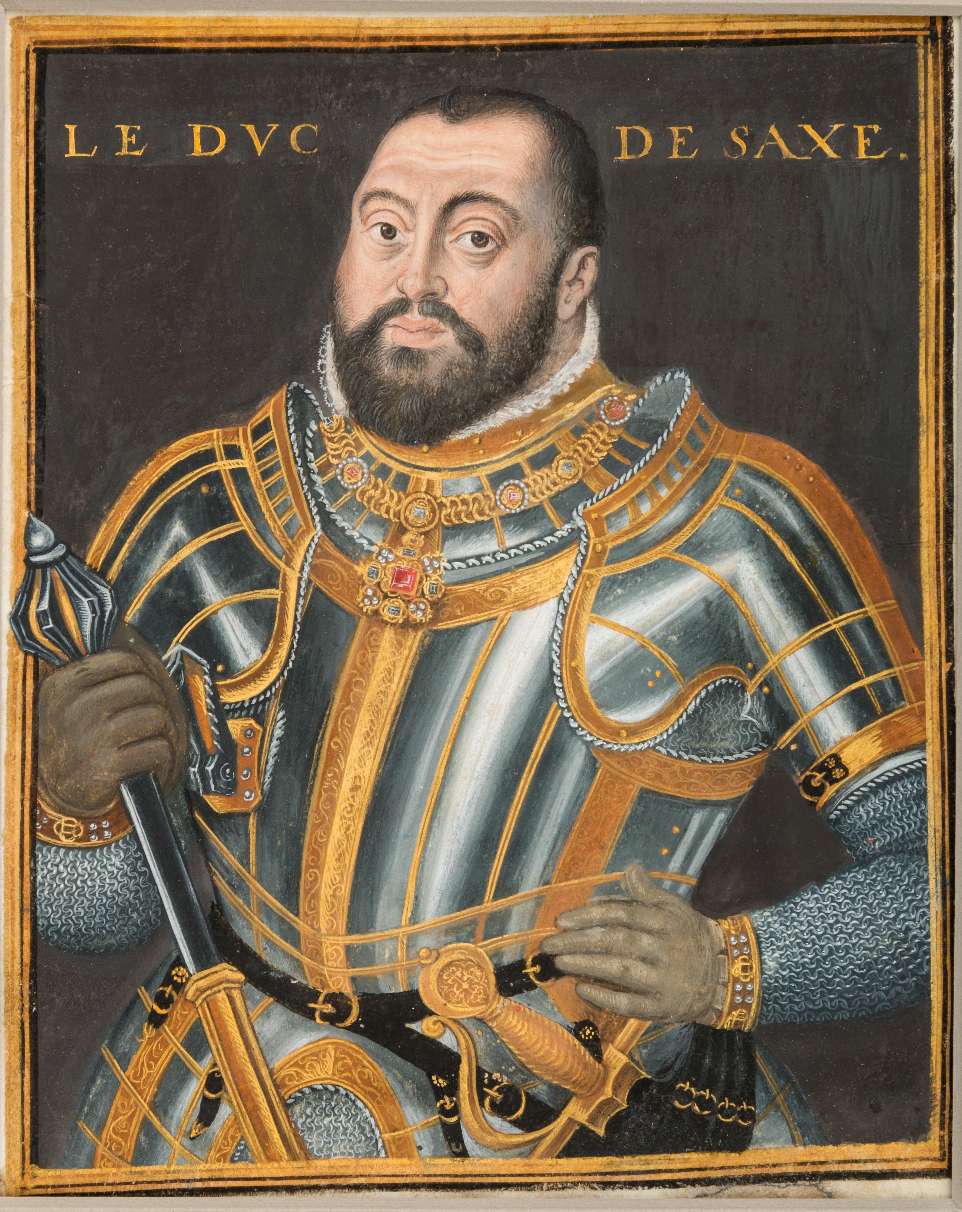John Frederick of Saxony c.1550 (Metropolitan Museum of Art)