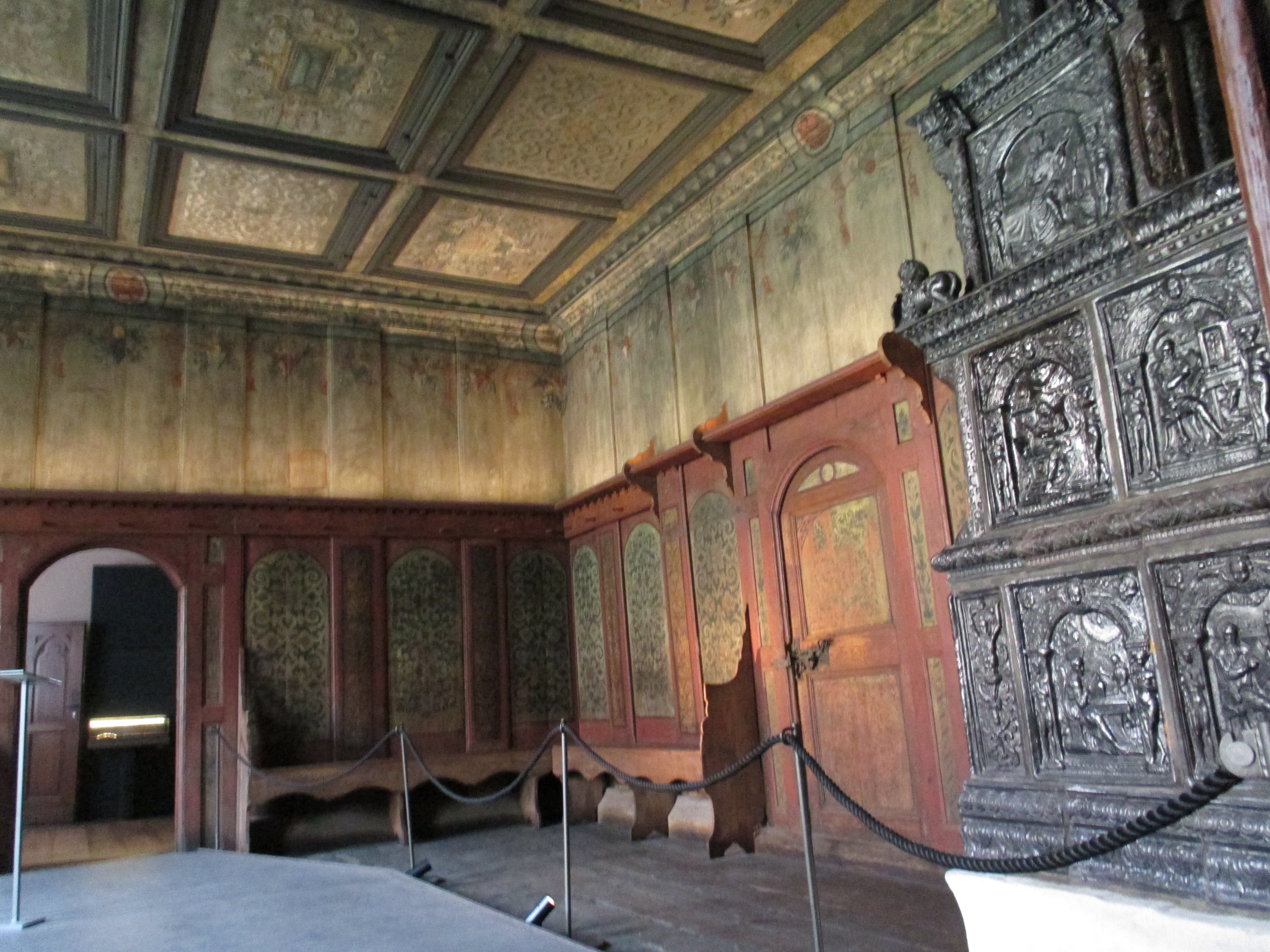 Luther's Living Room